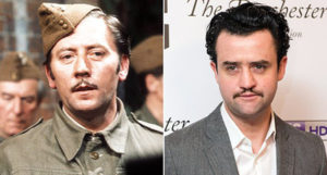 James Beck and Danny Mays Danny Mays, who has starred in TV shows like Public Enemies and Outcasts, will play Private Walker