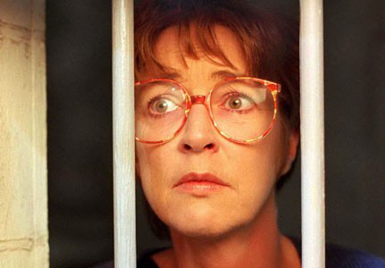 Major on screen event, Deirdre was jailed for mortgage and credit card fraud!