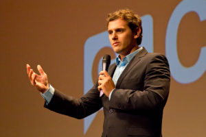 Albert Rivera Ciudadanos Leader