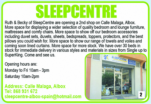 Albox Sleepcentre