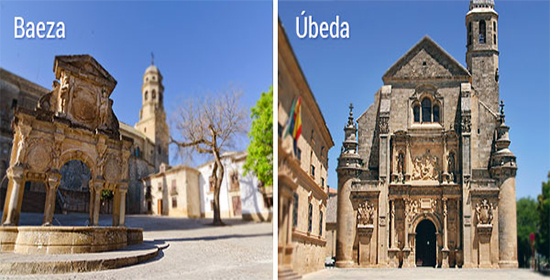 Úbeda and Baeza