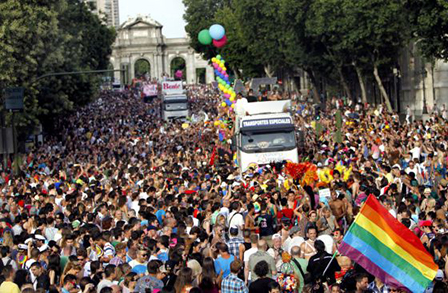 Madrid Pride March