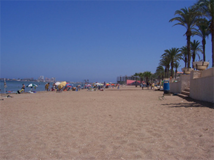 Mar Menor Playa Honda