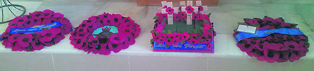 Albox RBL Poppies