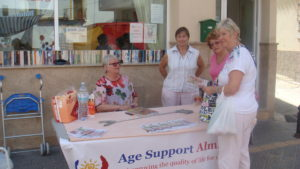 age support stall 001