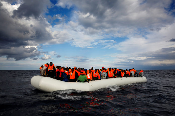 Two weeks into 2017, Mediterranean deaths rise on last year