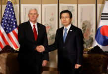 Pence Warns North Korea of US Resolve