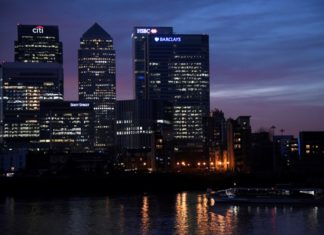 Banks in Britain will Begin Continental Switch