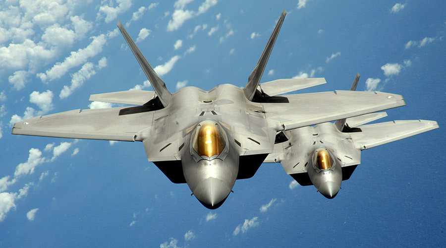 Russian bombers intercepted by US Jets