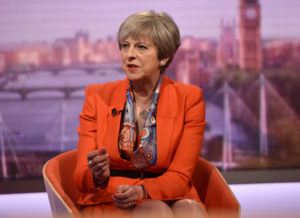 May Expects Tough Talks; EU Alarmed at Brexit Illusions
