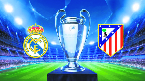 Champions League Semi Final Splits Madrid
