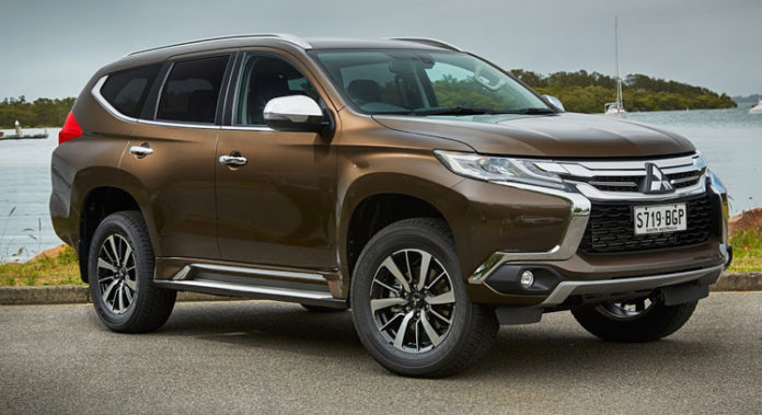 mitsubishi shogun sport is back or is it?