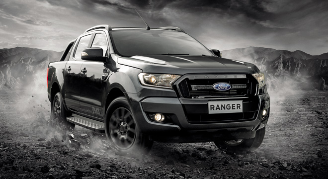Ford Ranger 2017 >> New Ford Ranger Black Edition Makes Debut